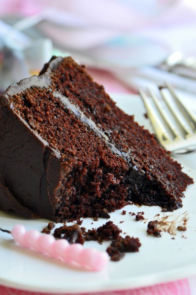 Chocolate Fudge Cake Recipe Joy Of Baking