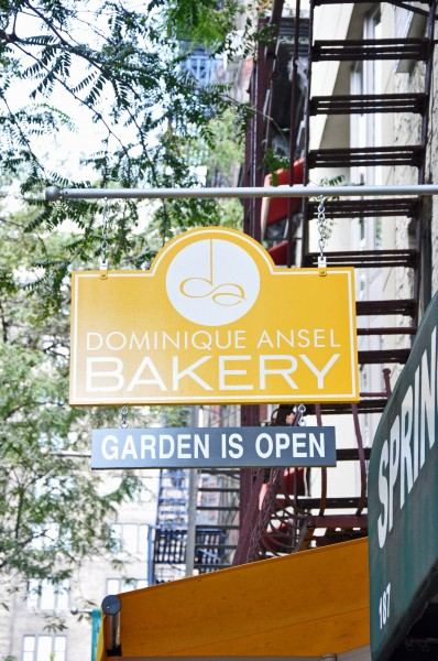 """Dominique Ansel Bakery"""