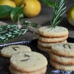 Savory Rosemary Cheese Cookies Recipe