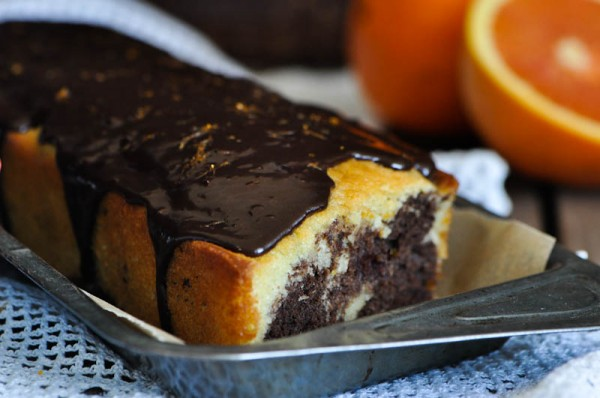 Chocolate and Cara Cara Orange Quick Bread Recipe
