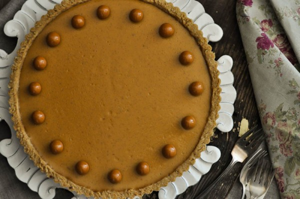 Butterscotch Tart Recipe