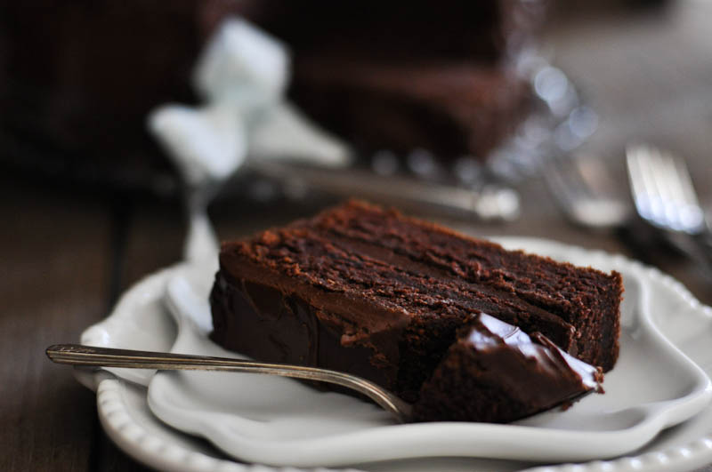 Best Chocolate Fudge Slice Recipe