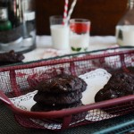 Chocolate Salted Caramel Turtle Cookies Recipe