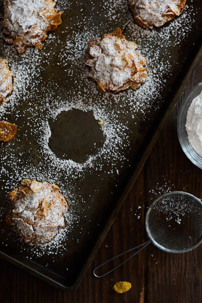 Umbrian Snowflake Cookies Recipe