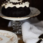 Black Cocoa Bundt Cake Recipe