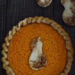 Butternut Squash Chess Pie