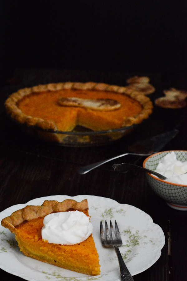 Butternut Squash Chess Pie Recipe