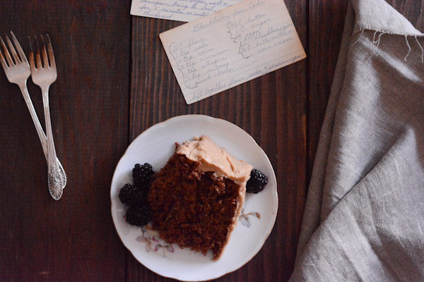Kentucky Blackberry Jam Cake Recipe