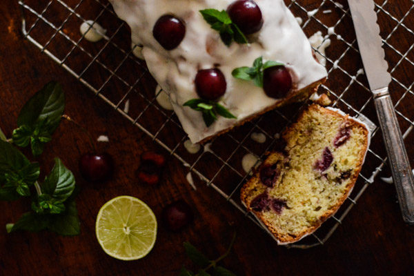 Cherry Bomb Quick Bread Recipe