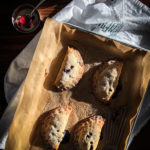 Huckleberry Hand Pies Recipe
